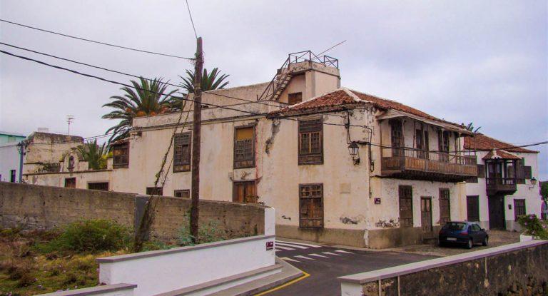 """El Ayuntamiento adquiere la casona """"Delgado Oramas"""" que será dedicada a hotel rural"""