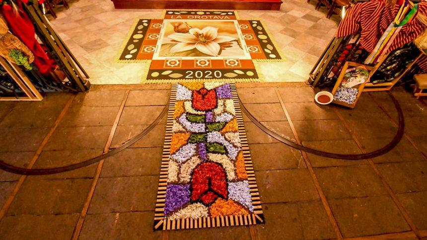 Imagen de la alfombra 2020 2