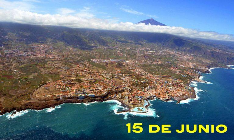Las cifras del Coronavirus en el Norte de Tenerife (15 de junio)