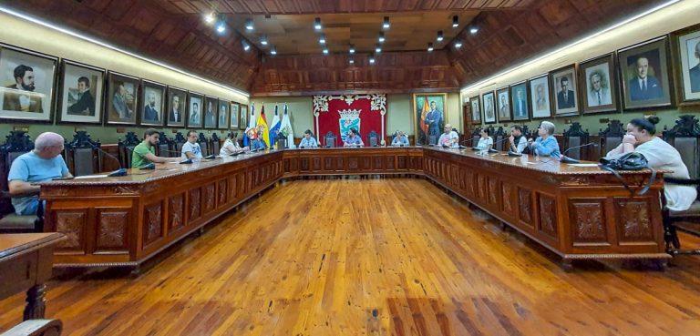 Los Realejos preside ya la Comisión de las Murgas del Norte