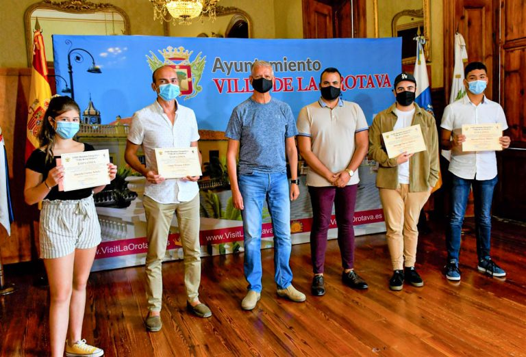El Maratón Fotográfico Villa de La Orotava 2020 ya tiene ganadores