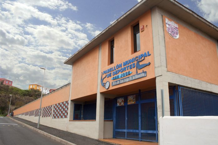 Pabellón Municipal de Deportes de San Juan de La Rambla