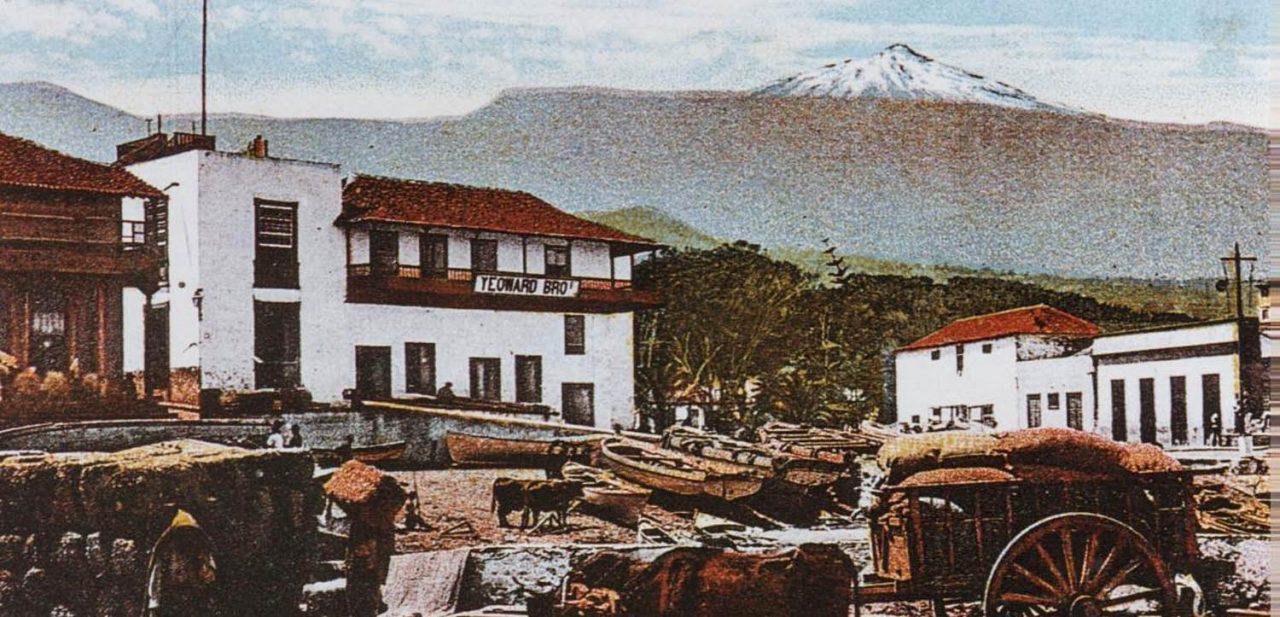 Casa Yeoward desde Casa Aduana
