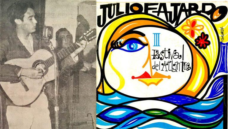 Julio Fajardo y el Festival de la Canción del Atlántico