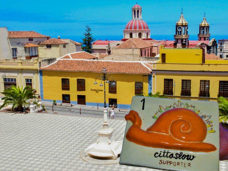 El Ayuntamiento de La Orotava apoya a los establecimientos con calidad turística y valores 'Slow'