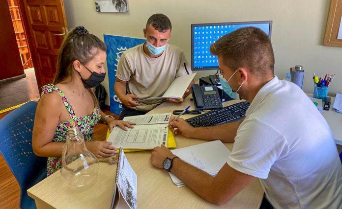 Balance proyecto itinerarios personalizados empleabilidad jóvenes Atacayte
