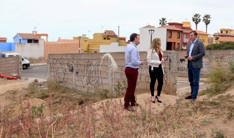 Sale a licitación la redacción del proyecto de 30 viviendas sociales en Los Príncipes en Los Realejos