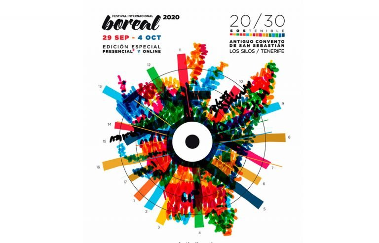 Regresa a Los Silos el eco-festival 'Boreal' del 29 de septiembre al 4 de octubre