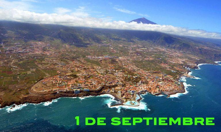 Las cifras del Coronavirus en el Norte de Tenerife (1 de septiembre)