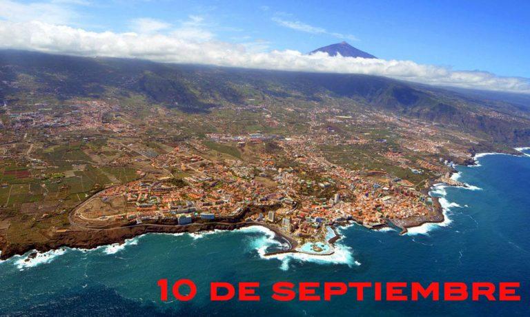 Coronavirus en el Norte de Tenerife (10 de septiembre): 41 nuevos casos en 10 días