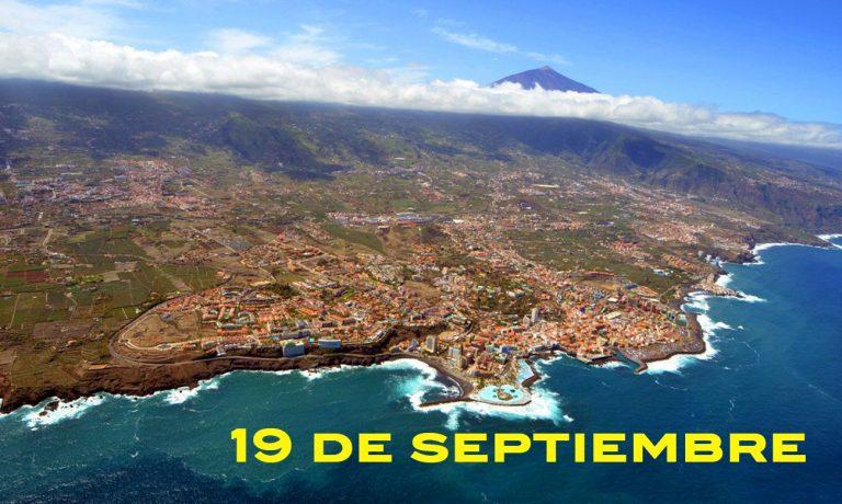 Coronavirus en el Norte de Tenerife (19 de septiembre): 69 nuevos casos en 9 días