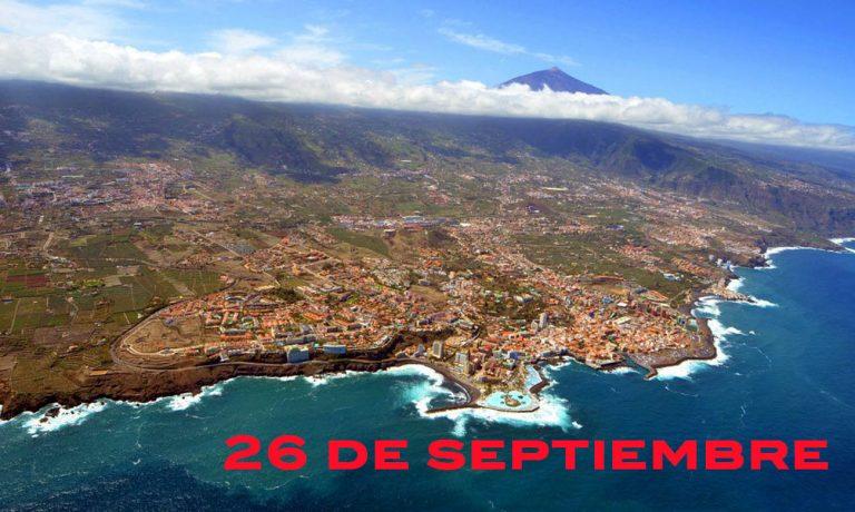 Coronavirus en el Norte de Tenerife (26 de septiembre): 50 nuevos casos en 7 días