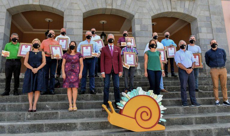 La Orotava entrega sus distinciones Cittaslow
