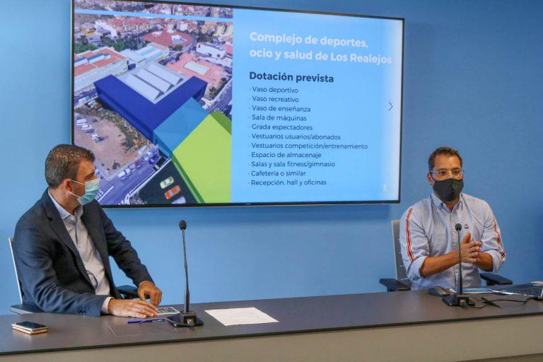 Se presenta el estudio de viabilidad de la futura piscina y complejo anexo en Los Realejos